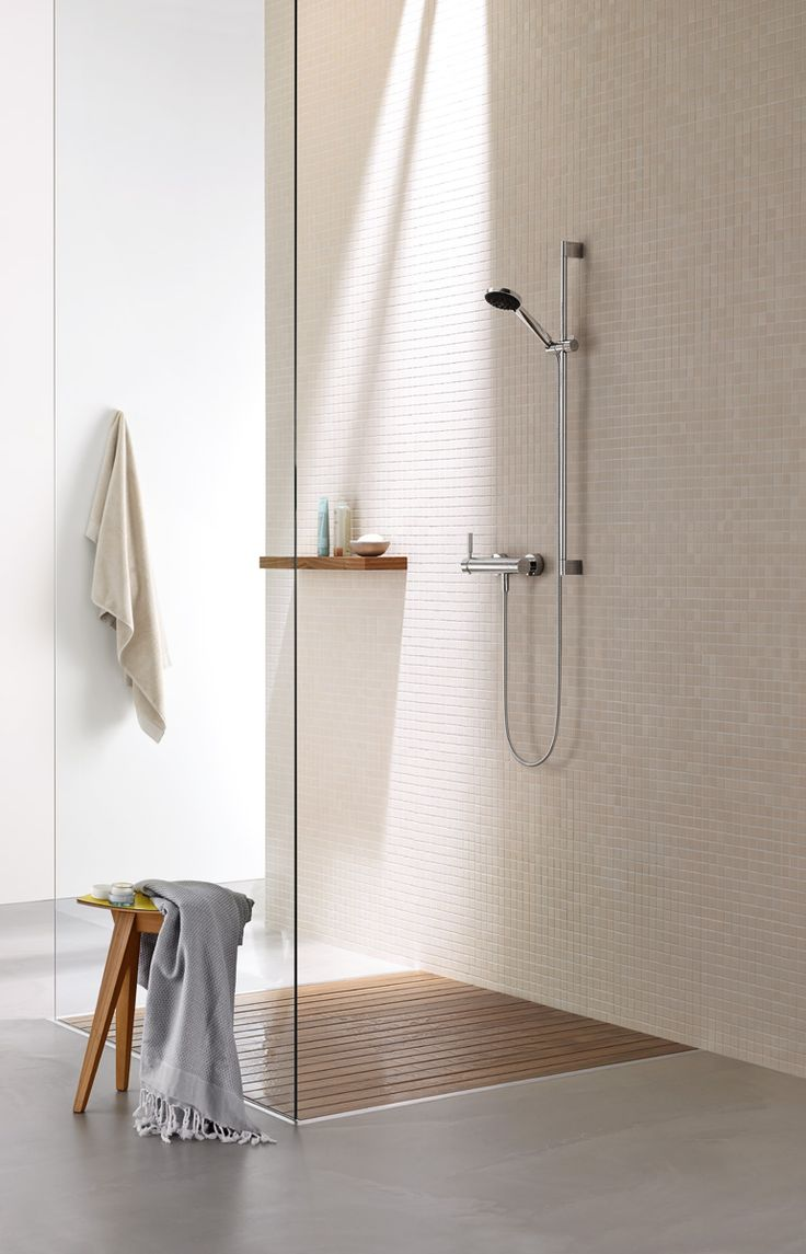 16 best shower bathroom images on pinterest rain - What uses more water bath or shower ...
