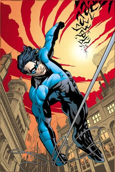 249 best nightwing dick grayson images on pinterest nightwing working my way through the alphabet one superhero at a time n is for nightwing robin the boy wonder grows up fandeluxe Images