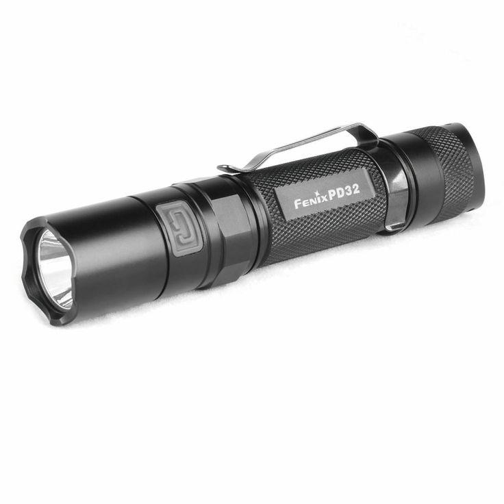 Linterna PD32. Fenix Light.