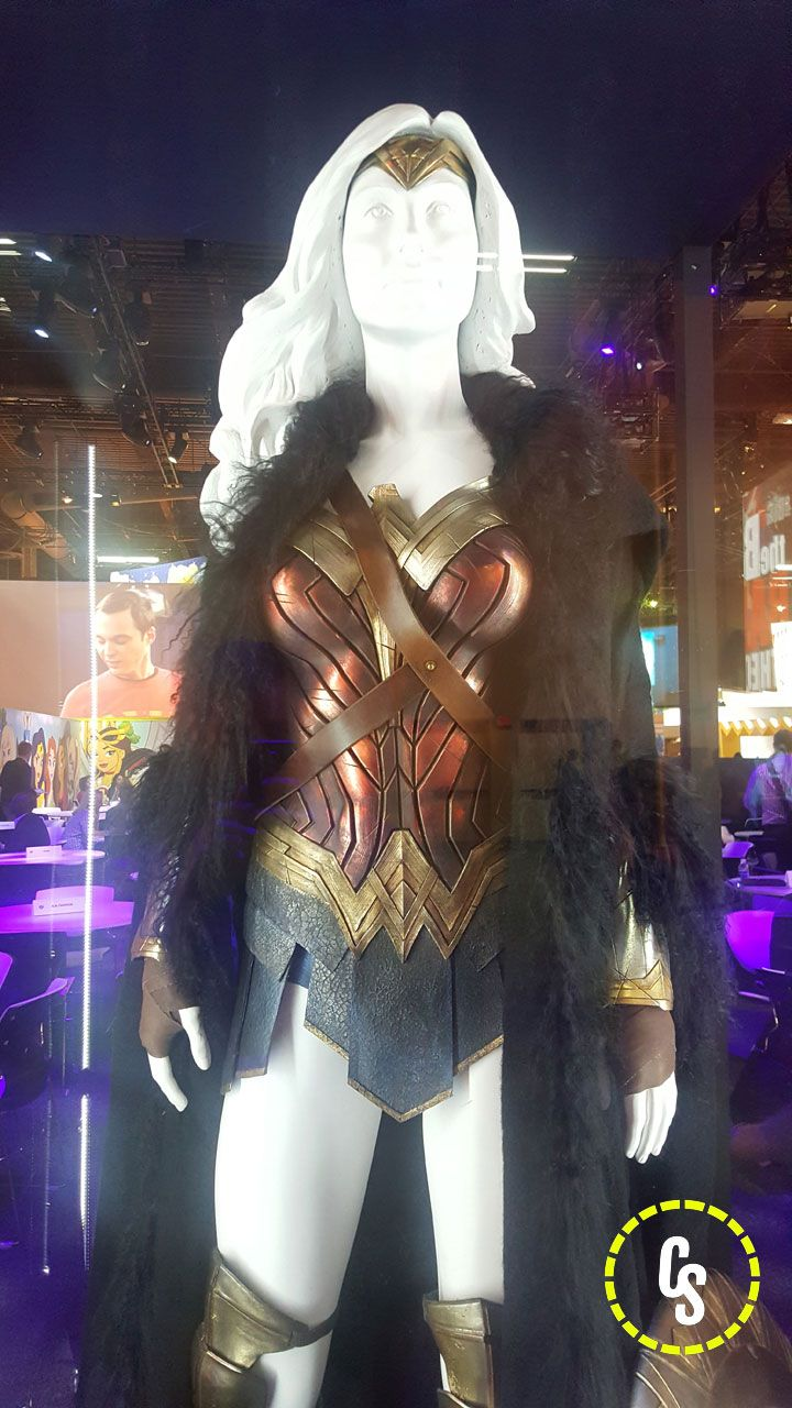 Wonder Woman Costume and Props                                                                                                                                                      More