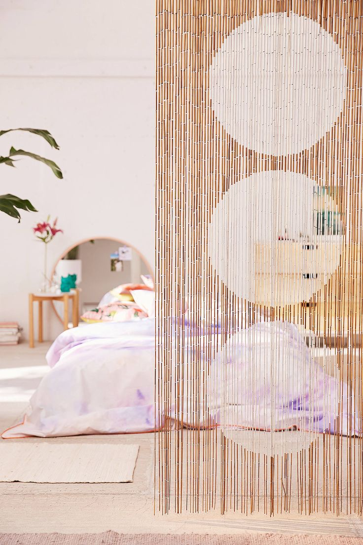 Shop Big Dot Bamboo Beaded Curtain at Urban Outfitters today. We carry all the latest styles, colors and brands for you to choose from right here.