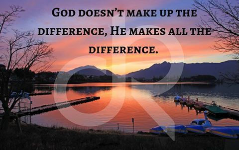 All things are possible with God. Have faith, and believe in His ability to make a differenc in your life. #recovery #faith #Higherpower