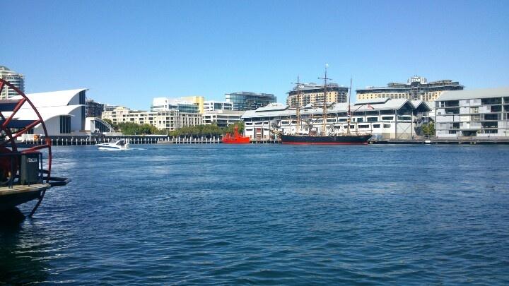 Darling Harbour, Sydney (Amanda Jane Starr)