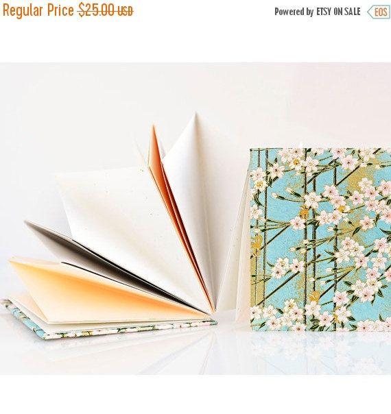 SALE Teen Girl GiftHandmade JournalWriting by LittleBirdDePapel