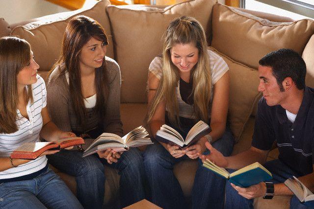 Materiale pentru tabere si studii biblice cu tineri