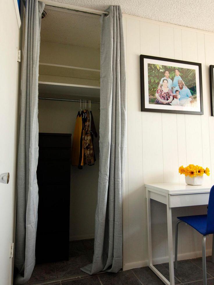 332 Best Closet Door Ideas Images On Pinterest Bedroom Cupboards