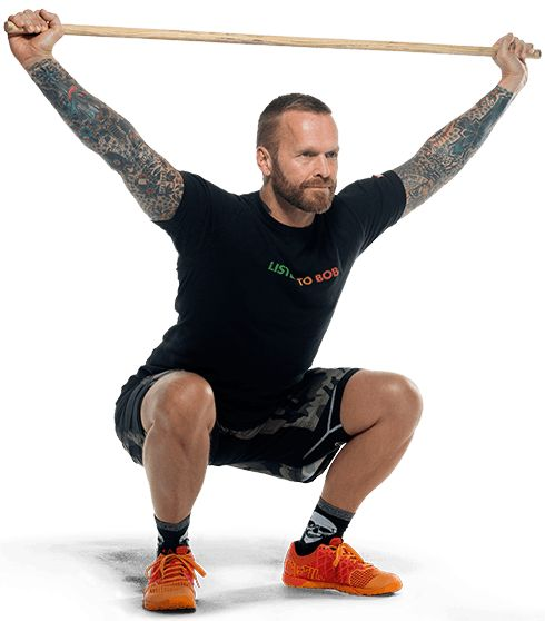Bob Harper's Black Fire Workout: 60 days, 20 minute workouts.