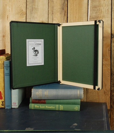 DODOcase for iPad - Green