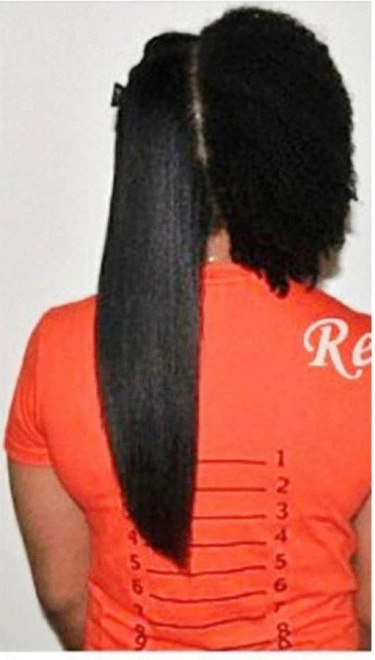 Shrinkage can be so lovely! I definitely have a Love/Hate relationship with my hair shrinking as soon as it wets.. This would be why African American girls FREAK out about water and their HAIR! LOL!!