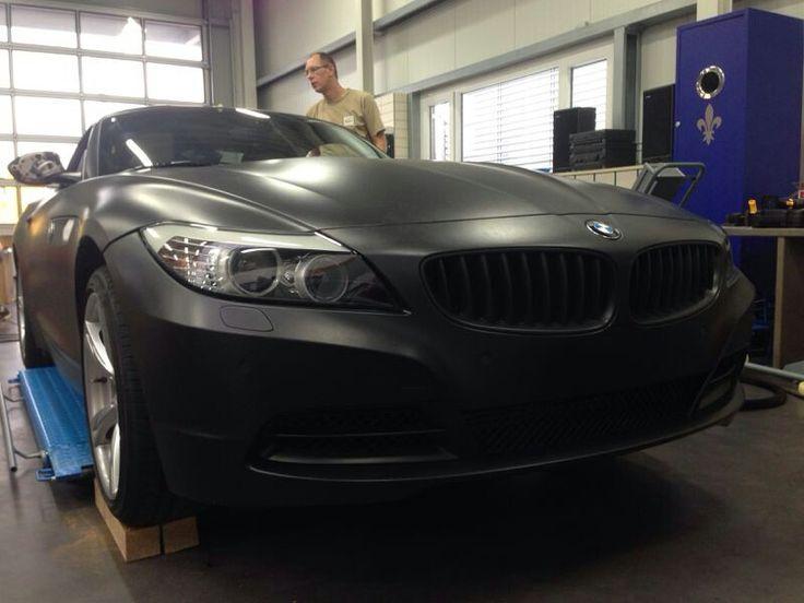 BMW Z4 whit 400 PS