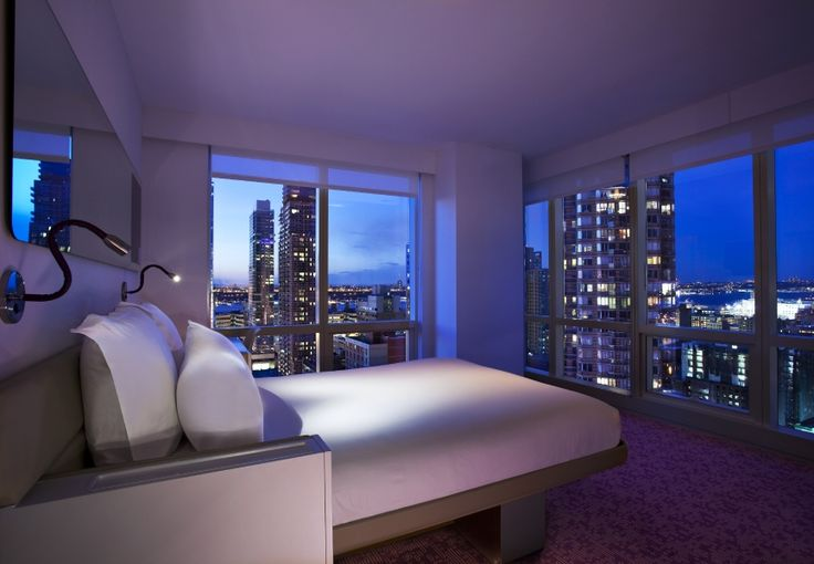 Times Square hotels, New York city - Yotel