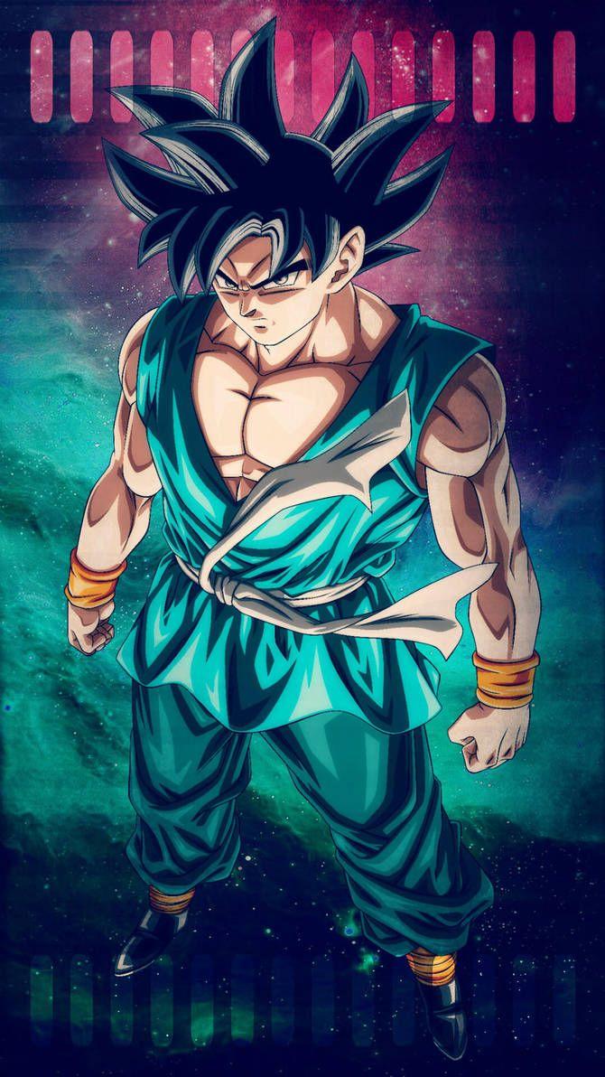 Ultra Instinct Goku Wallpaper By Victor90900 Goku Wallpaper Dragon Ball Super Goku Anime Dragon Ball Super
