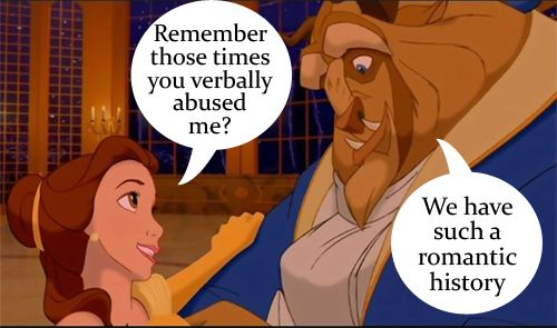 Don't, Belle.  Just don't.