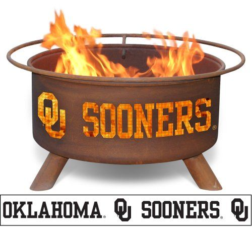 Patina Products F218,  30 Inch University of Oklahoma Fire Pit (Discontinued by the manufacturer)