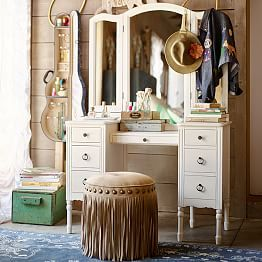 SO Cute Will Really Add A Rustic And Antique Look To Your Room Only 1,199  On. Vanity For BedroomGirls Bedroom FurnitureBedroom ...