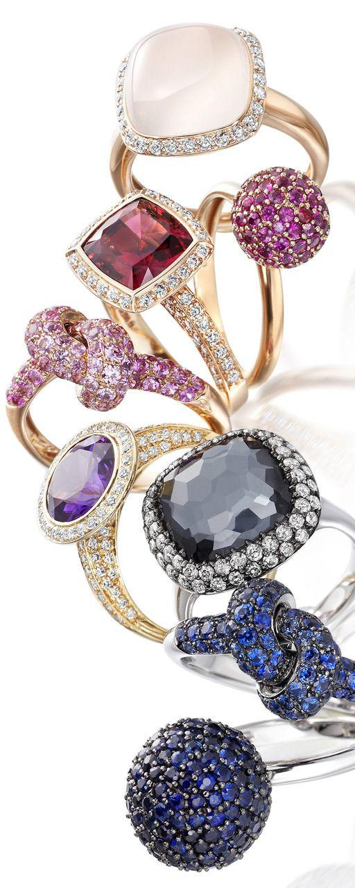 Astley Clarke Gemstone Rings  | LBV ♥✤ | KeepSmiling | BeStayElegant