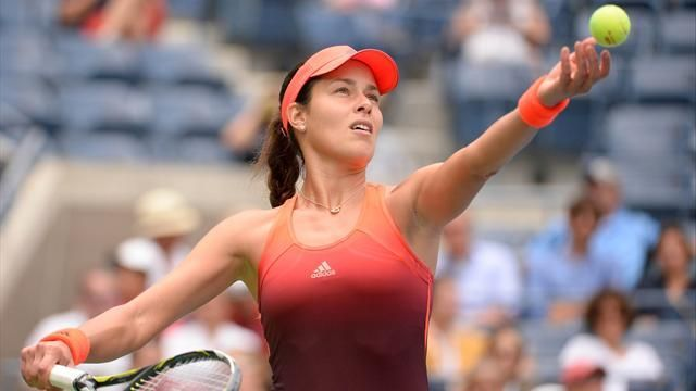 🎾🎾Former world number one Ana Ivanovic was the first major casualty of the US Open as the Serbian seventh seed fell 6-3 3-6 6-3 to Dominika Cibulkova in the opening match at Arthur Ashe Stadium.🎾🎾🎾#tennis #tennispro #tennisfan #tennislife #tennisball #tennis🎾 #tennisday #tennistime #tennislove #tennisfun #tenniscourt #tennisvideo #tennisplayer #tennisclub #tennisgirl #tenniscoach #tennisshoes #tennisskirt #tennismatch #tennisballs #tennislover🎾🎾