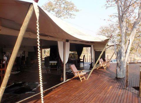 Camp Kuzuma – Kasane – Botswana