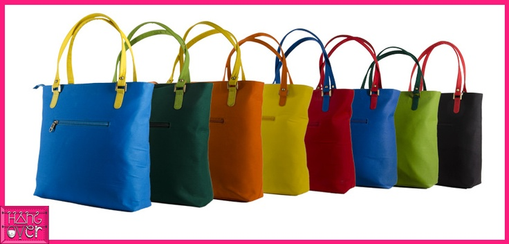 New stock just in! Tote bags in 8 different colours at flat 30% discount.    Peacock Blue, Dark Green, Bright Orange, Sunshine Yellow, Hot Red, Electric Blue, Parrot Green, Jet Black!   Price (after discount) - Rs. 699/-  Tell us, which ones did you like?