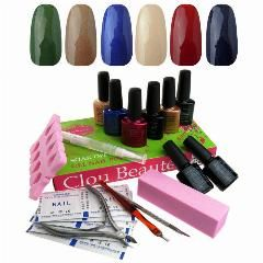 [ 20% OFF ] Clou Beaute Gel Nail Polish Uv Soak Off Uv Gel Nail Polish