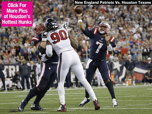 New England Patriots Vs. Houston Texans Live Stream: Watch The NFL Playoffs Online