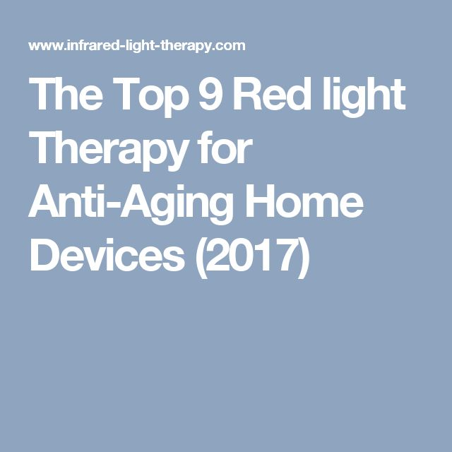Best 25 Red Light Therapy Ideas On Pinterest Light