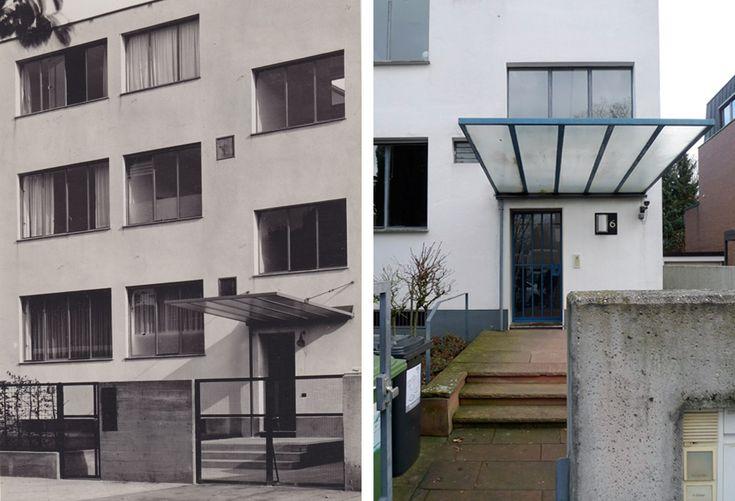 "Ferdinand Kramer. With the exhibition ""Line Form Function"", Frankfurt's Deutsches Architekturmuseum is presenting a show on Kramer's architectural legacy."