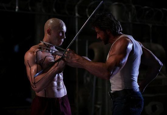 deadpool in wolverine origins   See 82 scrapped Deadpool designs from X-Men: Origins Wolverine