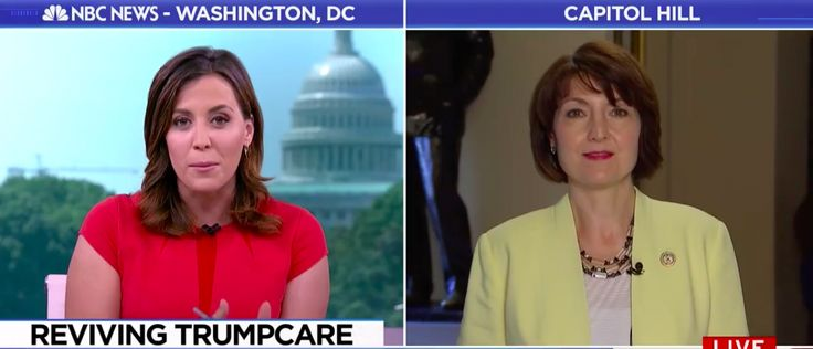 "Republican Washington Rep. Cathy McMorris Rodgers called out the media for ""brainwashing"" the American people on MSNBC Monday    ""Should the president come in front of Congress and testify under oath"