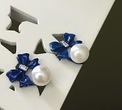 Cercei Blue bow