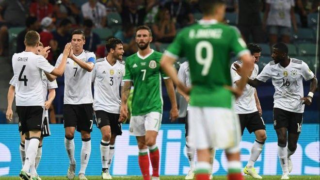<p>Rusia.- La selección mexicana dijo adiós al sueño de jugar la final de la Copa Confederaciones 2017 tras caer derrotada en el juego
