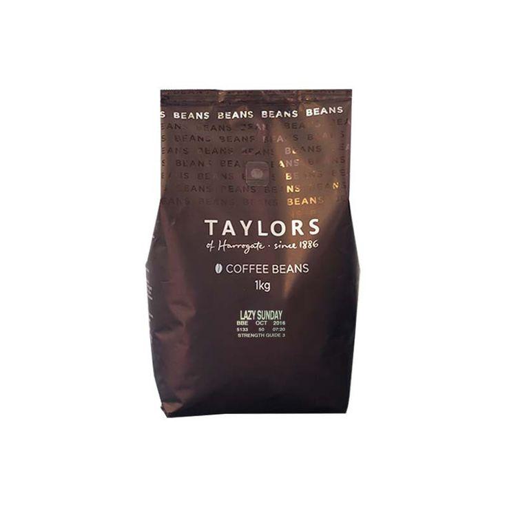 Taylors Lazy Sunday Coffee Beans 1kg