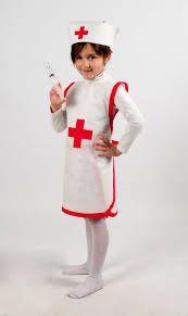 Výsledek obrázku pro disfraz de enfermera para niña