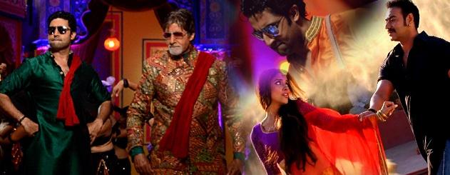 Is 'Bol Bachchan' really 'Golmaal'?