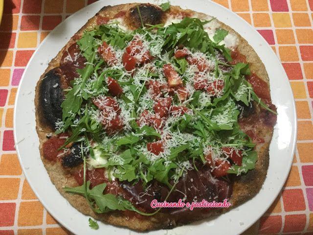 Cucinando e Pasticciando: Pizza Integrale