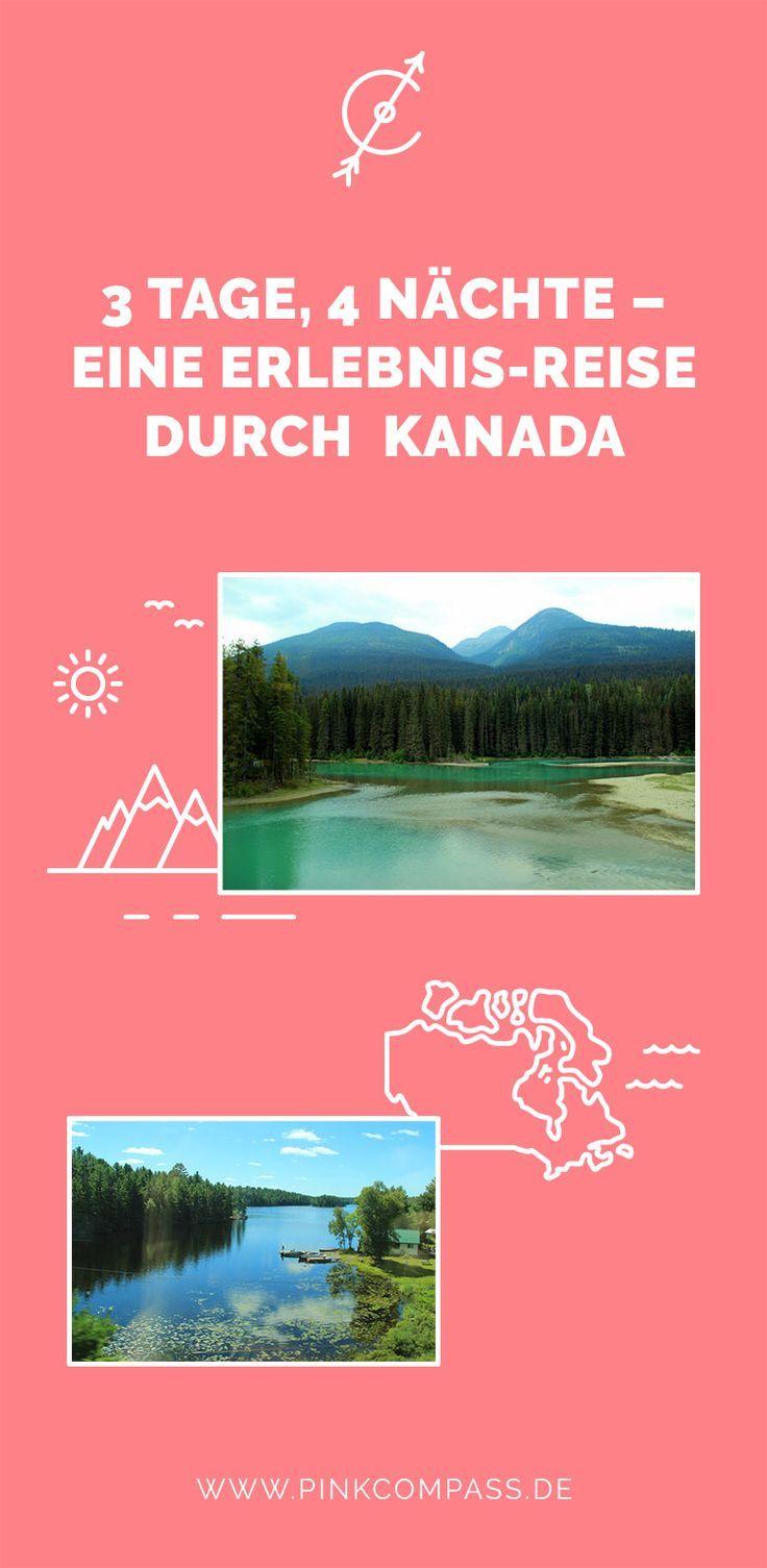 Mit Dem Zug Durch Kanada 3 Tage Und 4 Nachte Reisen Abenteuerreisen Nordamerika Reisen