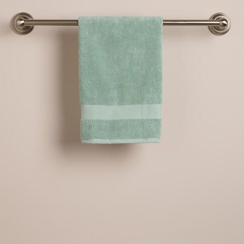 One of my favorite discoveries at WorldMarket.com: Harbor Blue Hand Towel