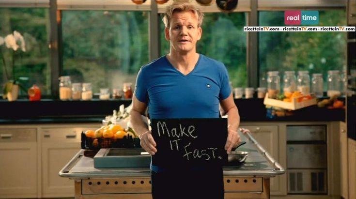 Agli amanti della buona cucina... e a coloro che come me adorano Gordon Ramsey!!!
