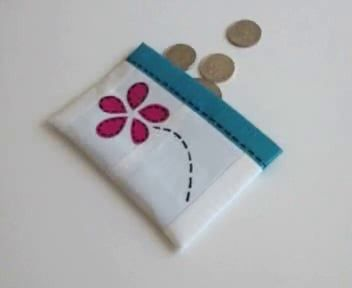 Duct Tape Coin Purse                                                                                                                                                                                 More