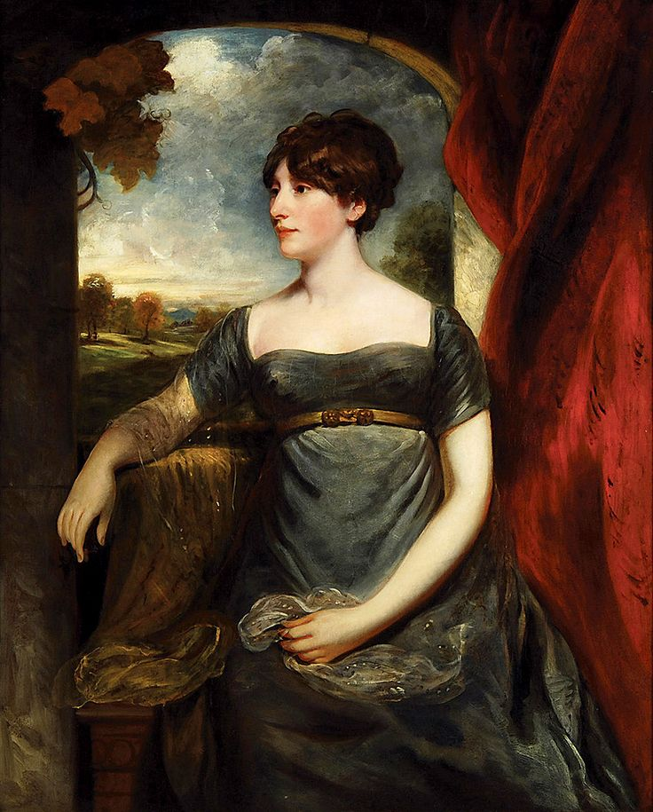 "hoppner john prt of lady charlotte percy (from <a href=""http://www.oldpainters.org/picture.php?/27498/category/12021""></a>)"