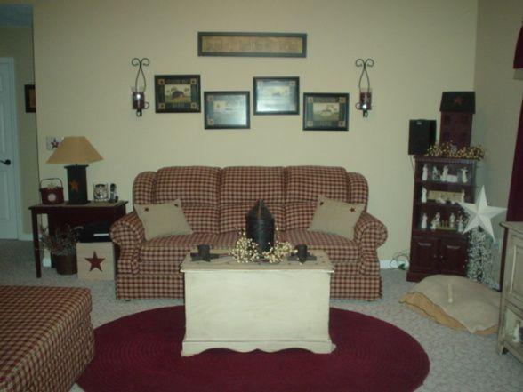 primitive living room furniture. Black Bedroom Furniture Sets. Home Design Ideas