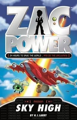 Zac Power's world of adventure and espionage has been immensely successful, with around fifty exciting stories in this super boy spy series.