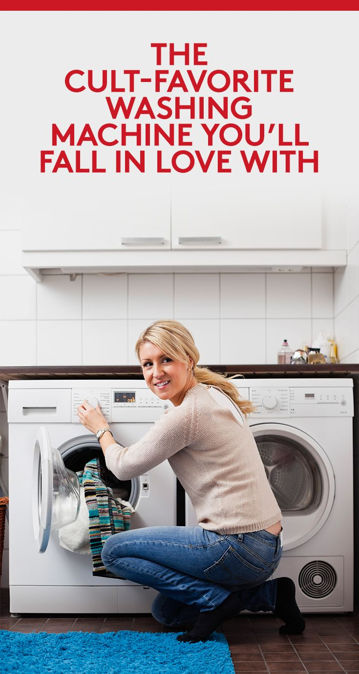 The Cult-Favorite Washing Machine You'll Fall In Love With | Speed Queen's simple, solid machines can last forever.