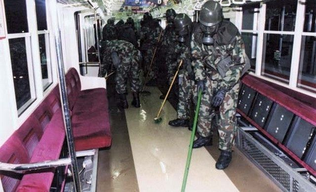 Members of the doomsday cult Aum Shinrikyo have been impossible to interview since their 1995 Tokyo subway attack. Unless you're a US security adviser.