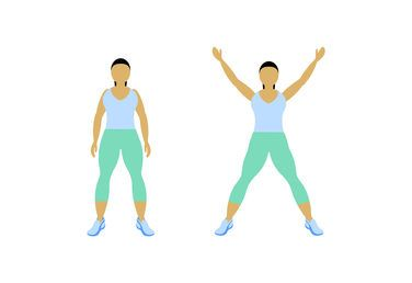 1. Jumping Jack  #greatist http://greatist.com/move/7-minute-workout-that-science-says-works