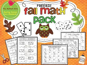 Keeping Math Fun and Simple with Dominos! (Freebie)