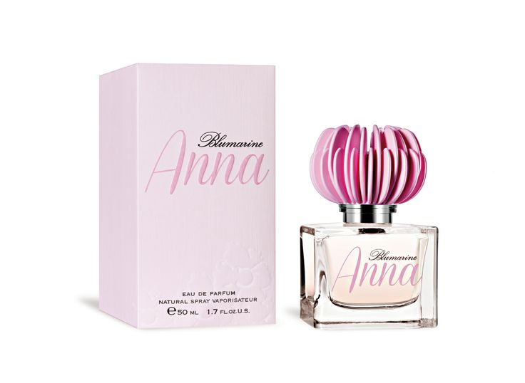 Anna - The new fragrance by Blumarine - Eau de parfum