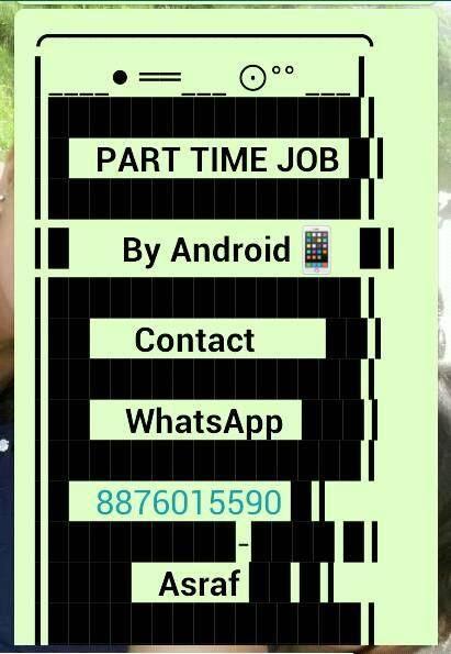 Part__Time__JOB & BUSINESS  घर बैठे अपने Android मोबाईल से पैसे कमाये वो भी Free Joining🔻 ↪ गवर्नमेंट Registered Network कम्पनी से जुड़े और Rs 15,000 से 50,000 Monthly कमाये! 🔺Work:आपको facebook और Whatsap से Advertising करना है!और कम्पनी आपको हर माह आपके बैंक एकाउंट मे रूपया देगी! ➡ Joing ke liye Install #Champcash Money free App SignUp करके आपकी Details भरीये। Refer id मे 1102999 जरुर डाले!  ⤵ Details Helfline Whatsap No(+91-8876015590) Sir ji Biswas kor ke Joing कीजिये ये reall है एक बार…