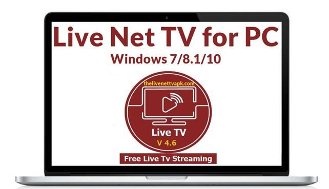 Live Nettv For Pc Free Download For Windows 7 8 8 1 10 And Enjoy Free Live Streaming Of Tv Channels Live Tv Streaming Tv Live Online Tv App