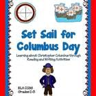 This revised and updated CCSS ELA Social Studies Unit about Columbus Day is designed to teach students about Christopher Columbus, his voyage and d...